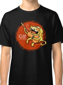 iCat - I can sing (reds) Classic T-Shirt