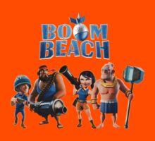 Boom Beach Kids Clothes