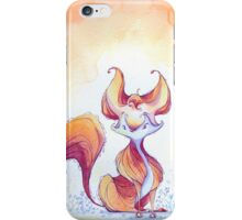 Fox in the Sun iPhone Case/Skin