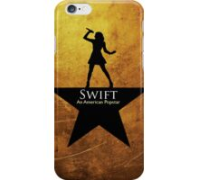 Taylor Swift and Hamilton iPhone Case/Skin
