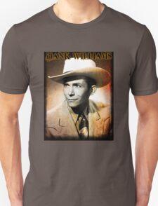 Hank Williams Glow Art T-Shirt