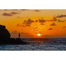 Kalbarri Sunset Photographic Print