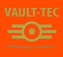 Vault Tec Fallout 4 Kids Clothes