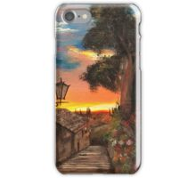Tuscan Hills iPhone Case/Skin