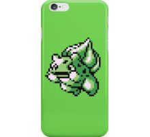 Pokemon 001 Bulbasaur (Red&Blue Ver.) iPhone Case/Skin