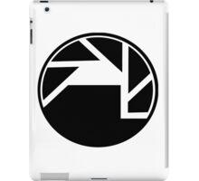 Black Mesa and Aperture Science Logos iPad Case/Skin