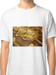 Boa constrictor Up Close Classic T-Shirt