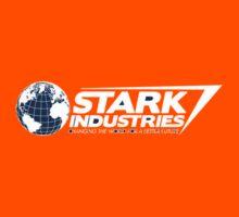 Stark Industries logo Kids Clothes