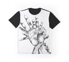 Don't shake hands with the Devil. Graphic T-Shirt