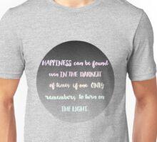 Albus Dumbledore Quote Unisex T-Shirt