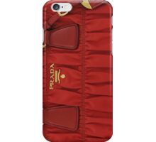 Prada Bag Red iPhone Case/Skin