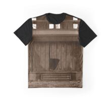 Decayed Theatre Stage Graphic T-Shirt