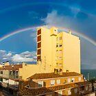 Double Rainbow by Ralph Goldsmith