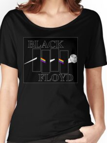 Black Floyd Women's Relaxed Fit T-Shirt