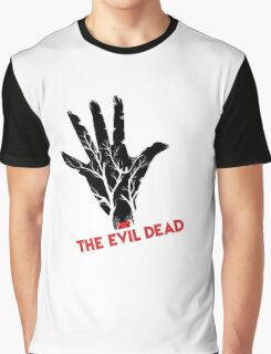 the evil dead game logo Graphic T-Shirt