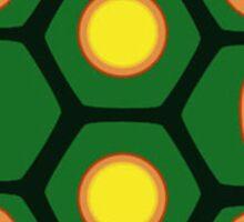 Bowser Shell Sticker