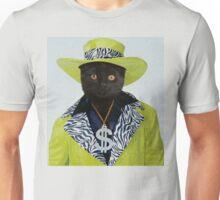 Pimp Cat Unisex T-Shirt