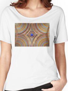 Souvenir from Italy - Sammezzano Castle Women's Relaxed Fit T-Shirt