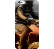 The Mud Beater  iPhone Case/Skin