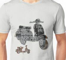vespa [1] Unisex T-Shirt