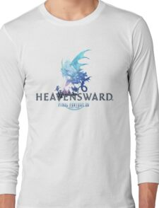 Final Fantasy XIV Heavensward Logo Long Sleeve T-Shirt