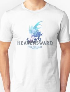 Final Fantasy XIV Heavensward Logo T-Shirt