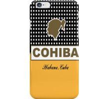 Cohiba Havana Cuba Cigar Logo iPhone Case/Skin