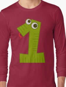 1 - One Snake Long Sleeve T-Shirt