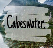 Cabeswater  Sticker