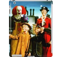 PENNYWISE IN MARY POPPINS iPad Case/Skin