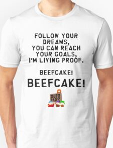 Cartman South Park Beefcake Quote Unisex T-Shirt