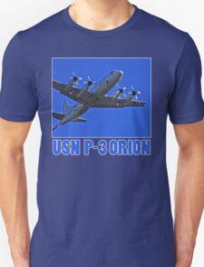 u.s. navy p3 orion t Unisex T-Shirt