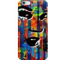BROKEN MAKEUP II iPhone Case/Skin