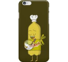 baking soda iPhone Case/Skin