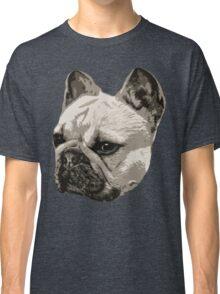 Frenchie - portrait Classic T-Shirt