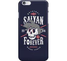 Saiyan Forever iPhone Case/Skin