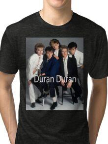 Vintage Duran Duran Band Tri-blend T-Shirt