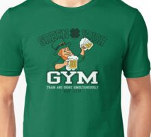 Green Irish Gym Unisex T-Shirt