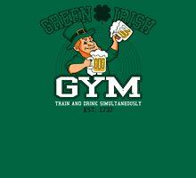Green Irish Gym Unisex T-Shirt