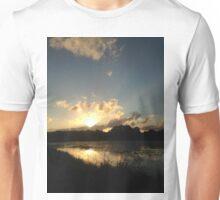 Sunset Wetlands Unisex T-Shirt