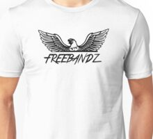 Freebandz Black Unisex T-Shirt