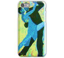 Tango surreal iPhone Case/Skin