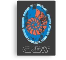 Liberty - Star Wars Veteran Series (Stressed) Canvas Print