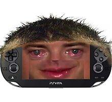 JUST - PS Vita Photographic Print