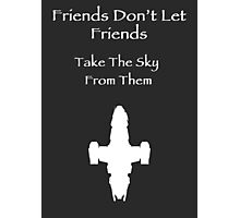 Friends Series - Firefly Photographic Print