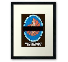 Liberty - Star Wars Veteran Series (In Memoriam) Framed Print