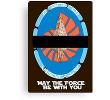 Liberty - Star Wars Veteran Series (In Memoriam) Canvas Print