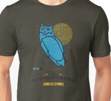 Strigiformes Owl Unisex T-Shirt