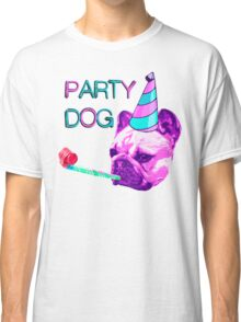 Frenchie Party Dog Classic T-Shirt