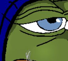 Straya Pepe Sticker